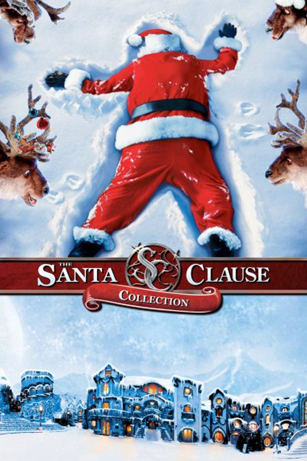 The Santa Clause Collection (1994-2006) - Posters — The ...