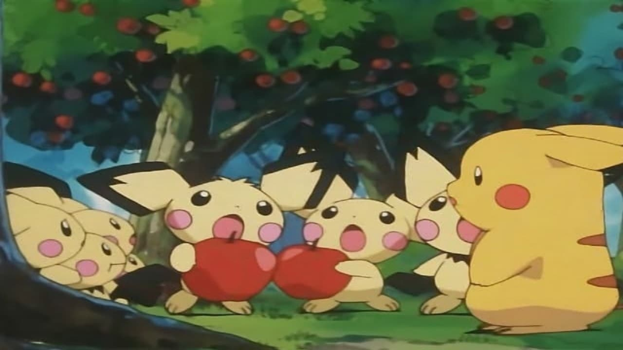 Pokémon Season 4 :Episode 22  The Apple Corp!
