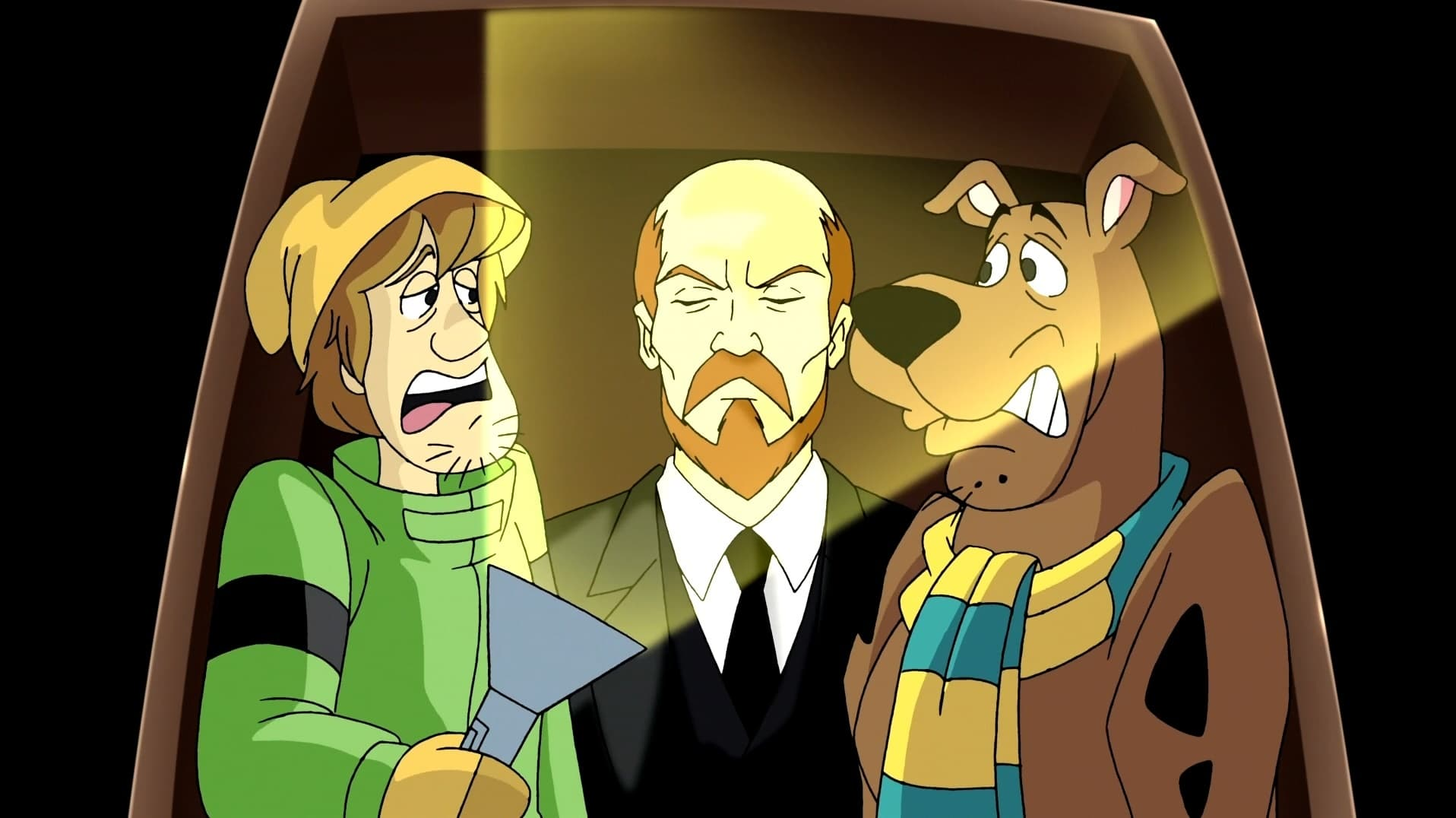 What's New, Scooby-Doo? Season 3 :Episode 7  Diamonds Are A Ghoul's Best Friend