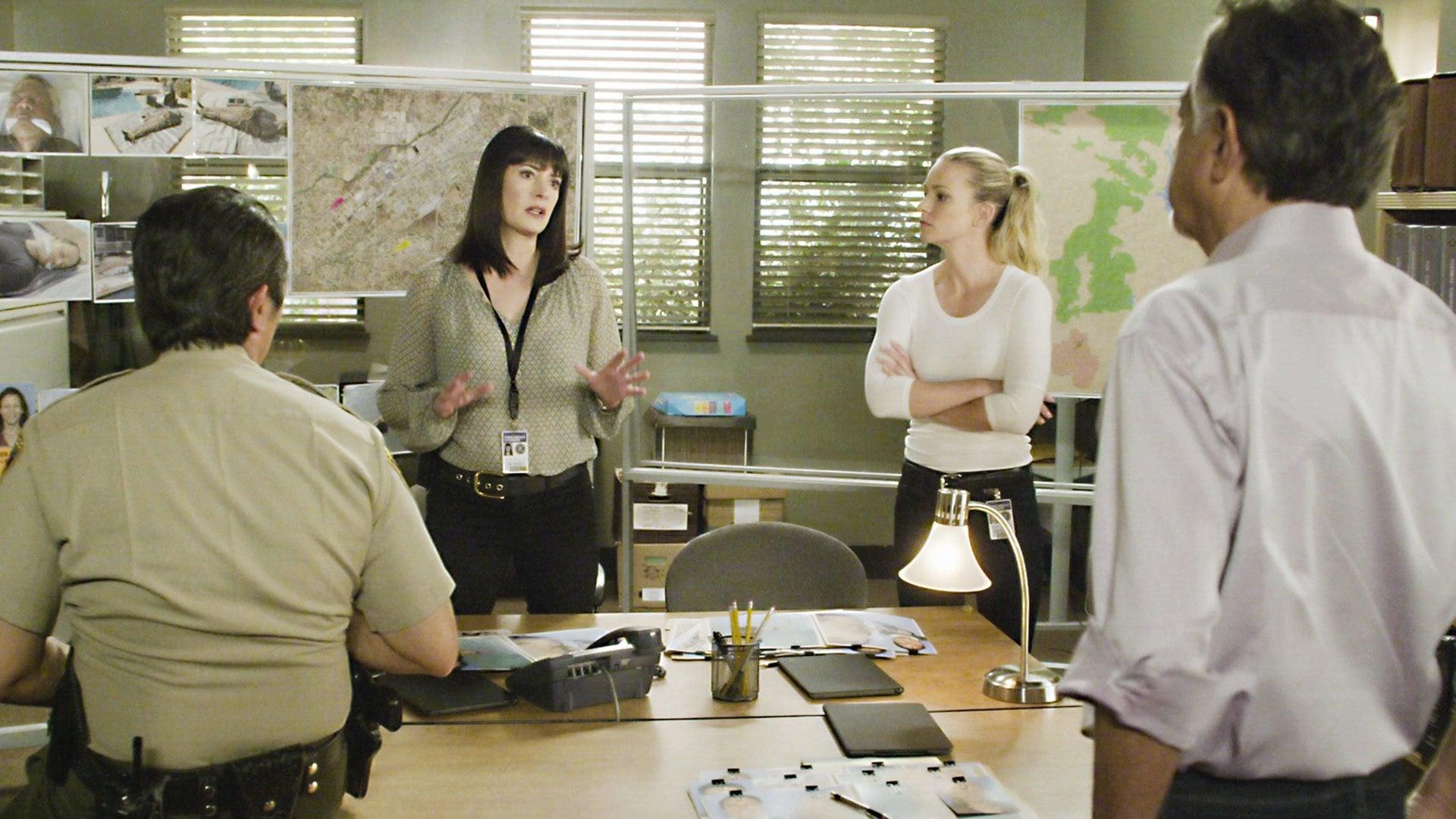 Criminal Minds Season 13 :Episode 10  Submerged