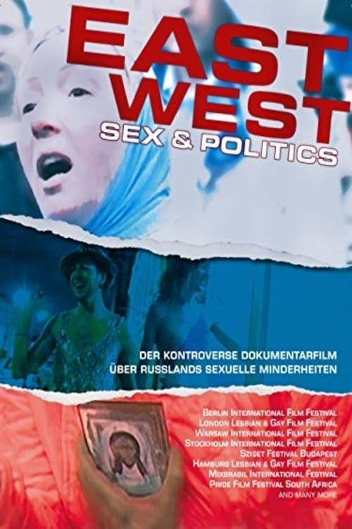 Ver East/West – Sex & Politic Online HD Español (2008)