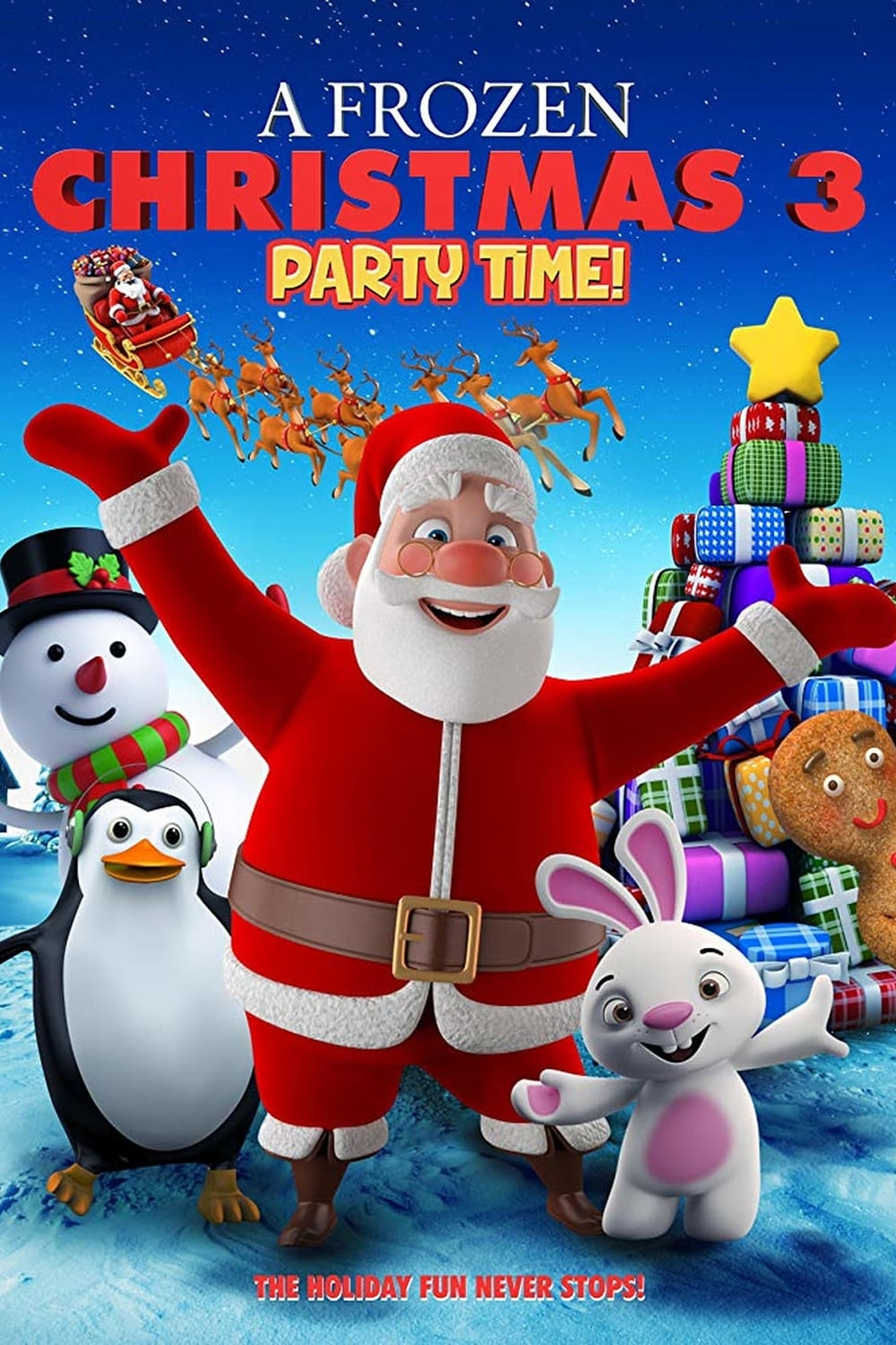 A Frozen Christmas 3 on FREECABLE TV