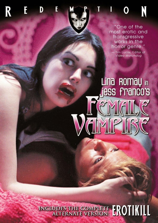 Female Vampire / La comtesse noire