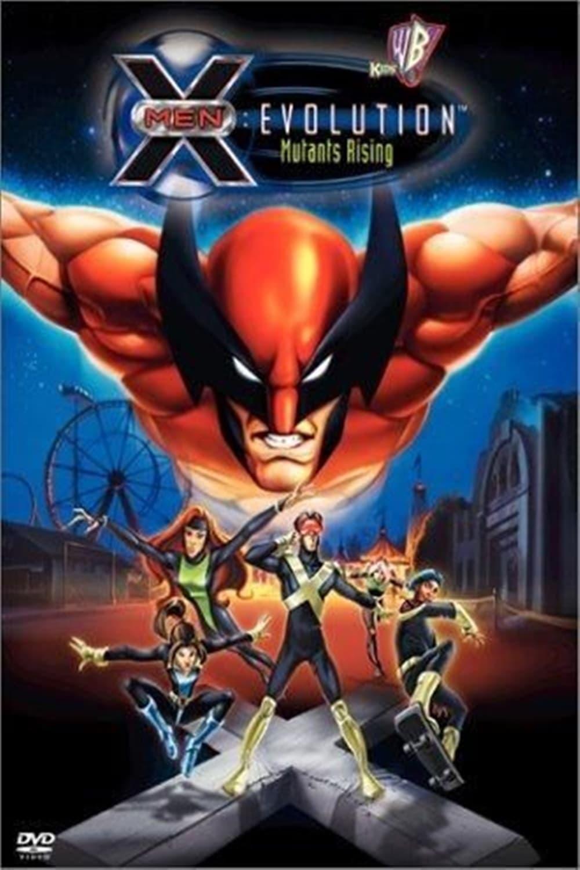 X Men Evolution Tv Series 2000 2003 Posters The Movie