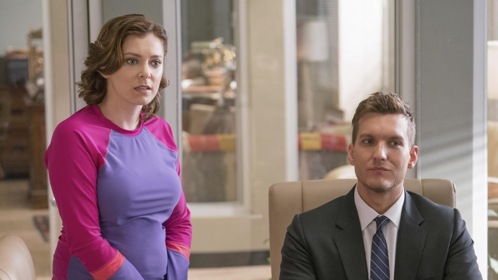 Crazy Ex-Girlfriend Season 2 :Episode 9  When Do I Get to Spend Time with Josh?
