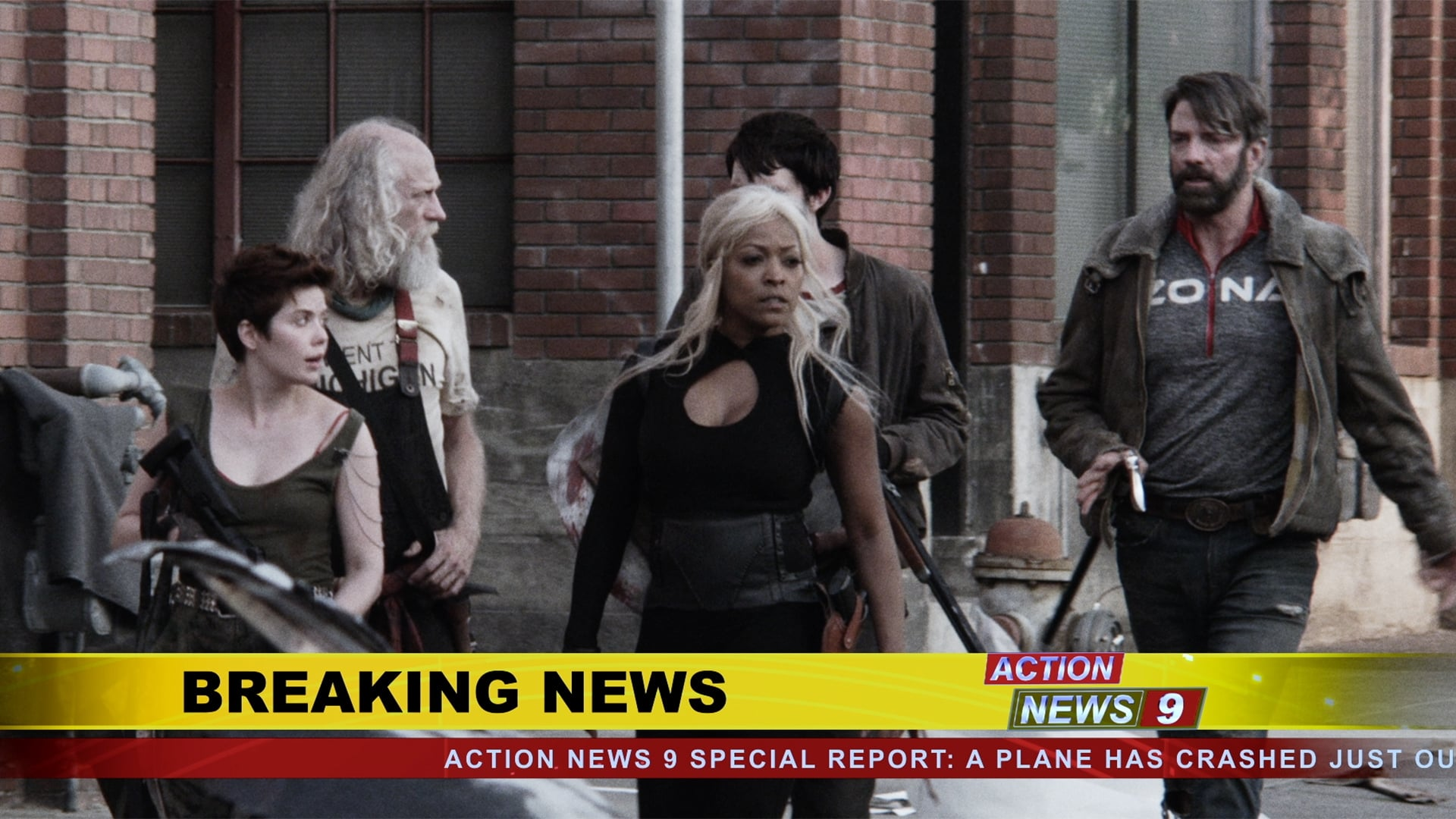 Z Nation Season 4 :Episode 9  We Interrupt This Program