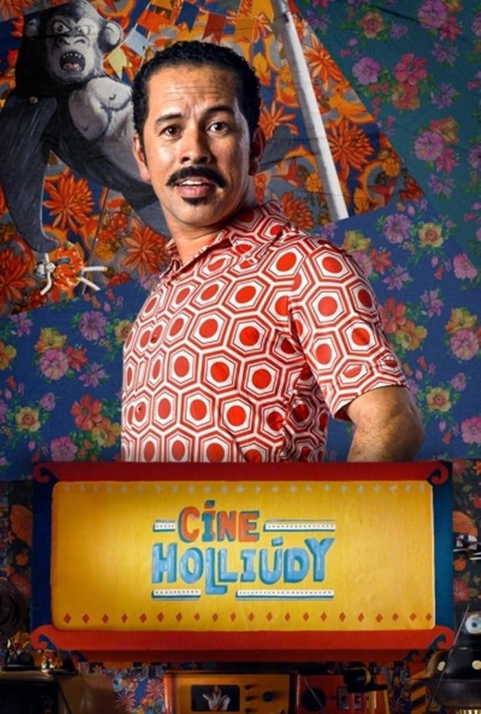 Cine Holliúdy 1ª Temporada poster, capa, cartaz