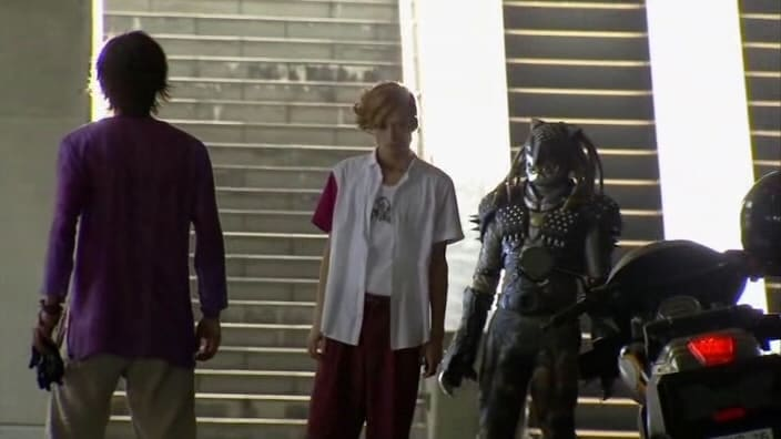 Kamen Rider Season 21 : Episode 4
