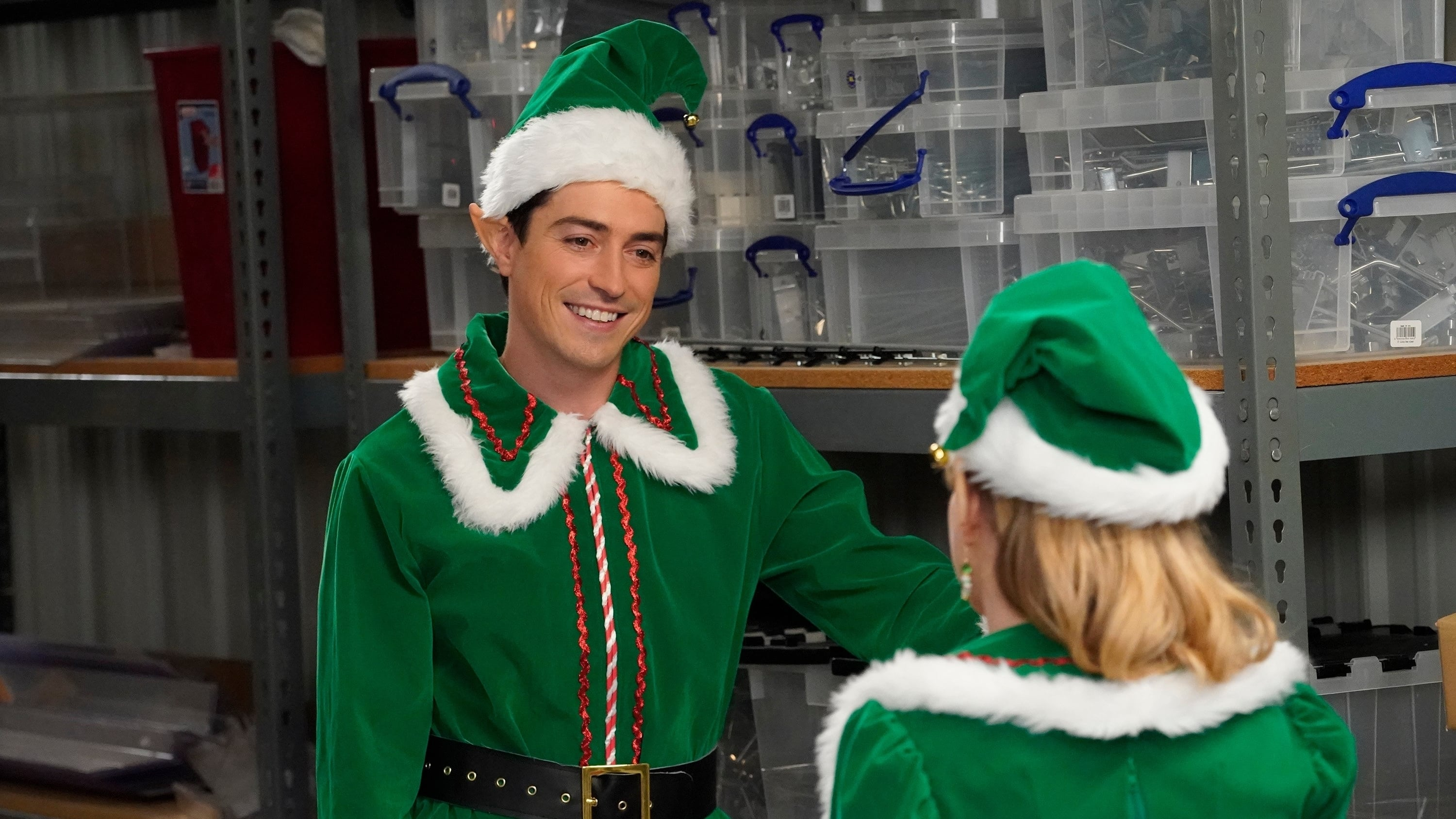 Superstore Season 3 :Episode 7  Christmas Eve