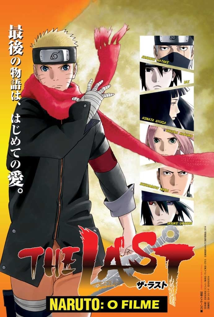 The Last - Naruto O Filme Torrent (2014) Dual Áudio / Dublado WEB-DL 1080p Download