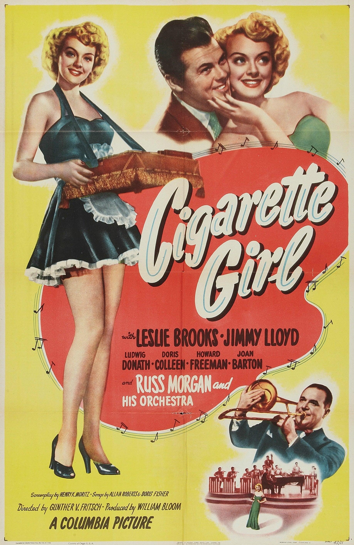 Ver Cigarette Girl Online HD Español (1947)
