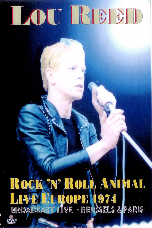Ver Lou Reed Rock n' Roll Animal Online HD Español ()