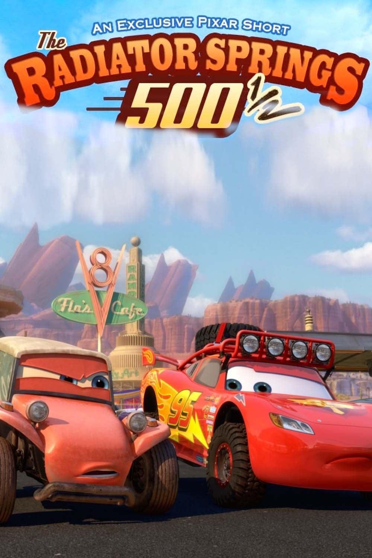 The Radiator Springs 500 ½