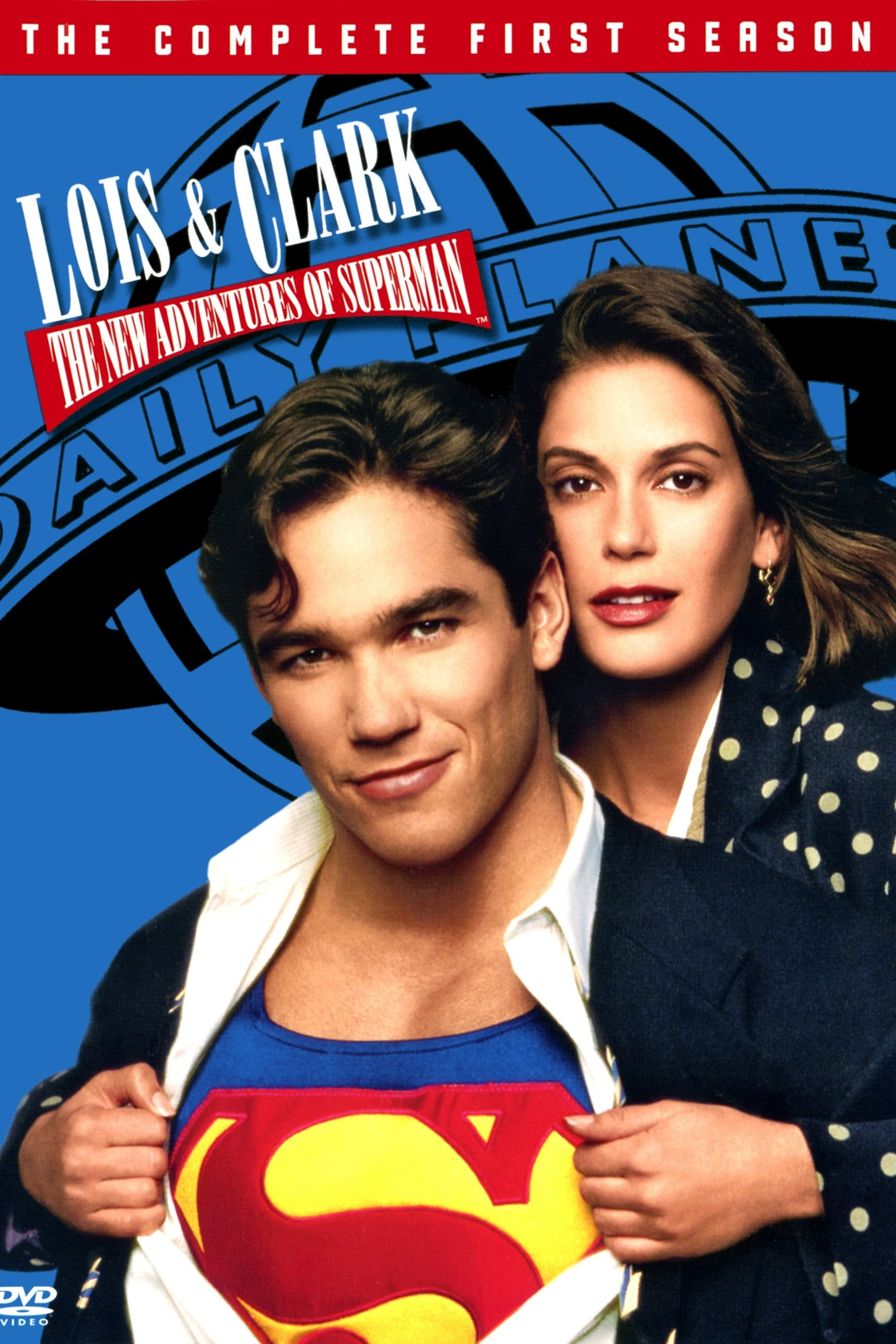 Lois e Clark 1ª Temporada poster, capa, cartaz