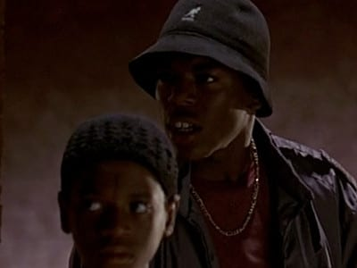 The Wire: Young Omar (1985)