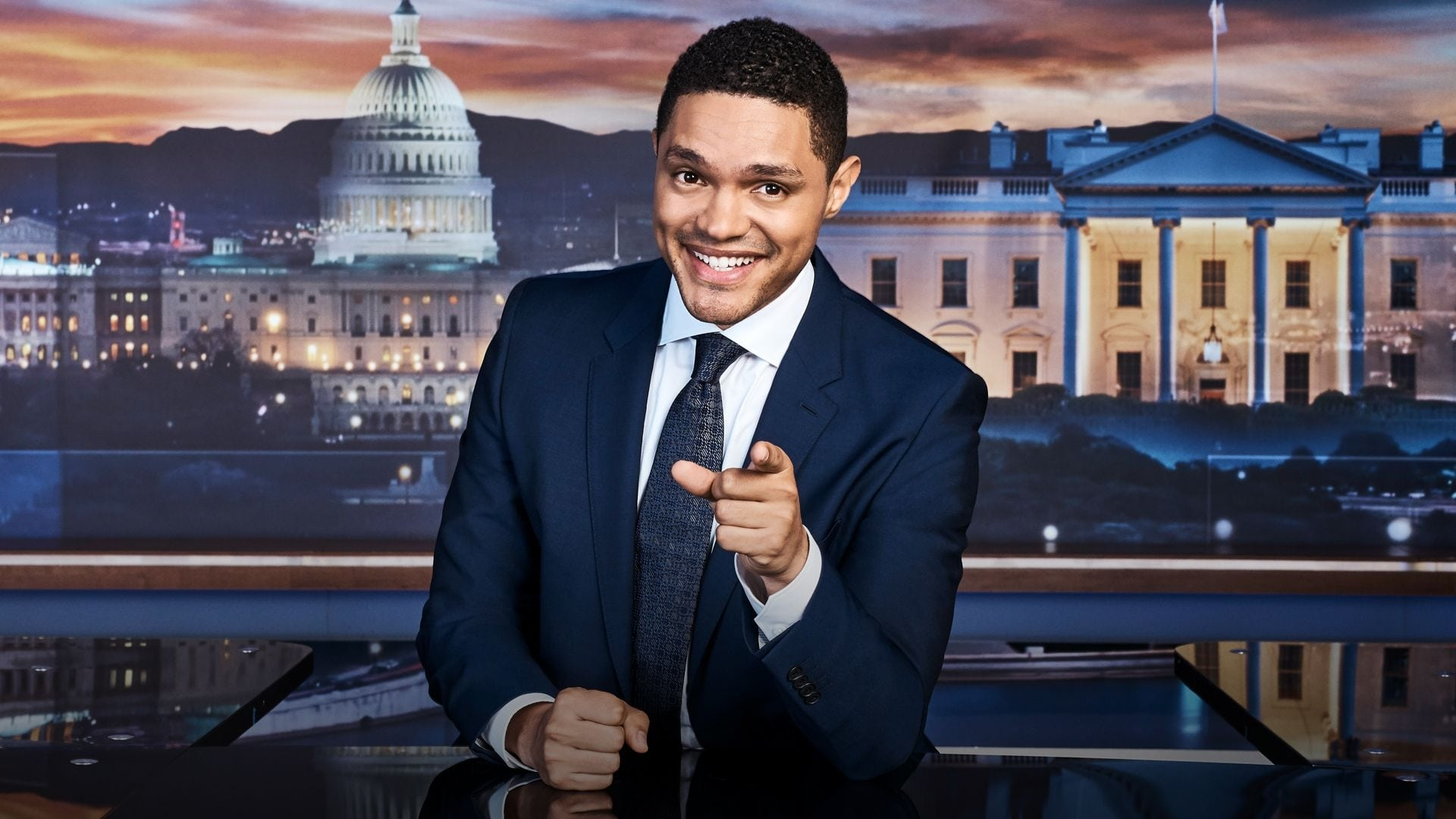 The Daily Show with Trevor Noah - Season 14 Episode 153 : Wed, Dec 2, 2009 (1970)