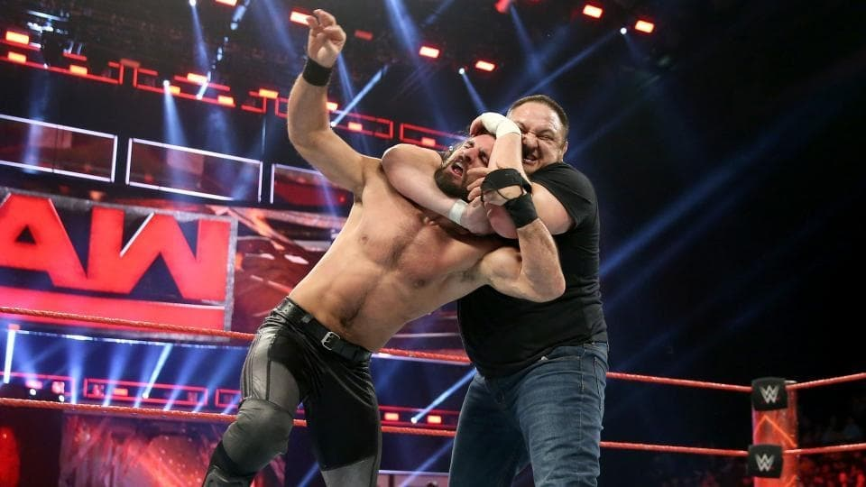 WWE Raw Season 25 :Episode 5  January 30, 2017 (Laredo, Texas)
