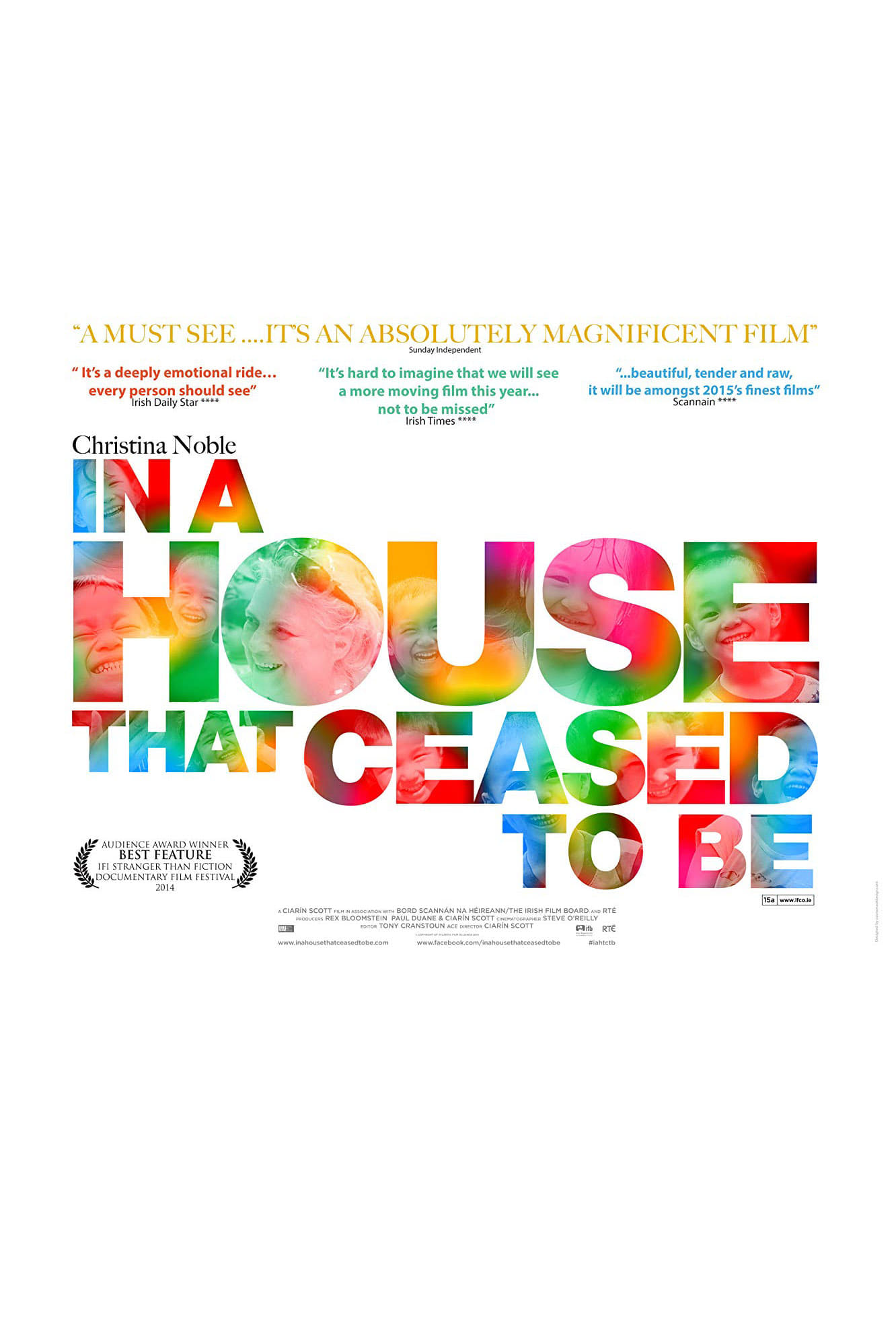 In a House that Ceased to Be (2014)