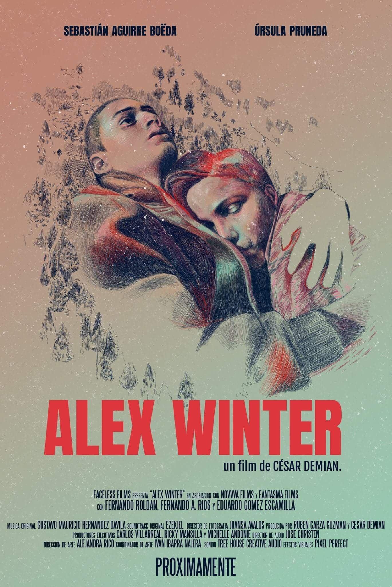 Alex Winter en Megadede