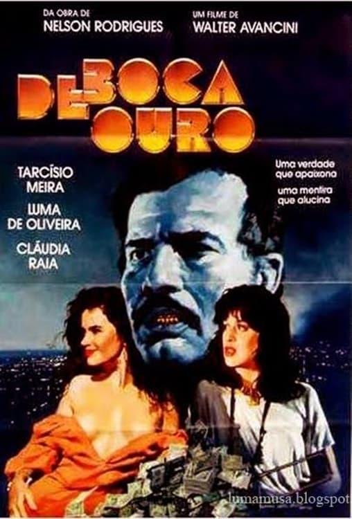 Ver Boca de Ouro Online HD Español (1990)