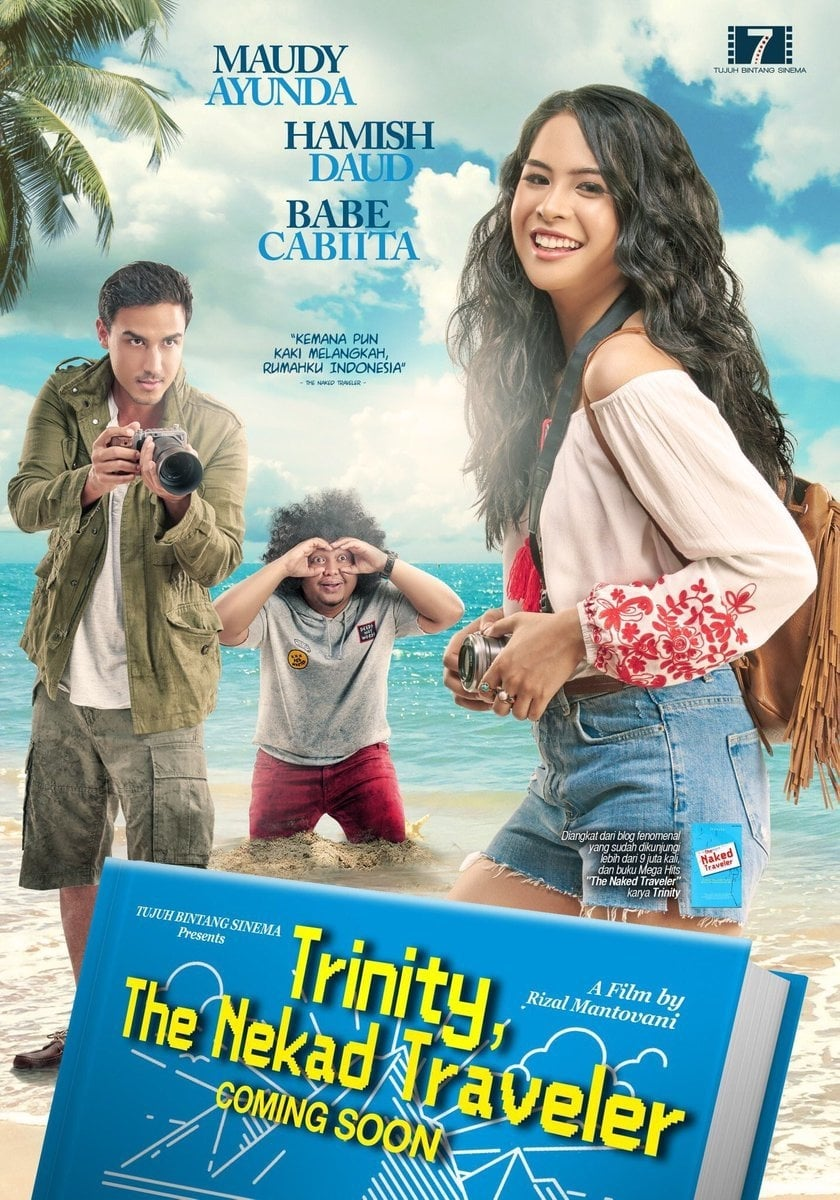 Ver Trinity, the Nekad Traveler Online HD Español (2017)