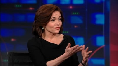 The Daily Show with Trevor Noah Season 18 :Episode 80  Sheryl Sandberg