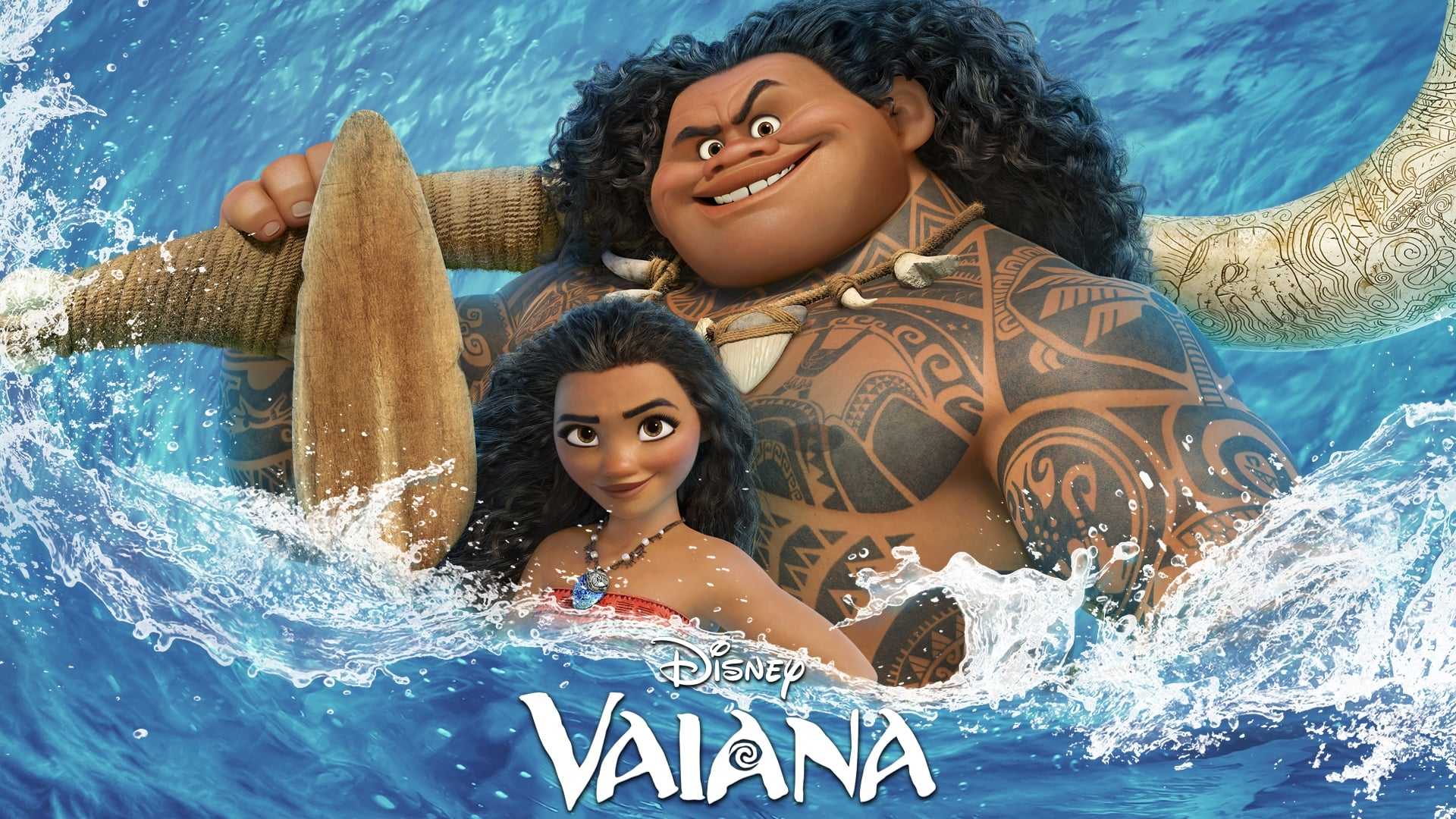 Moana full movie free