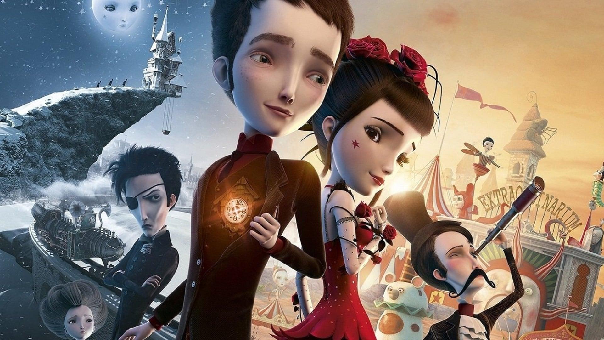 Jack and the Cuckoo-Clock Heart Movie