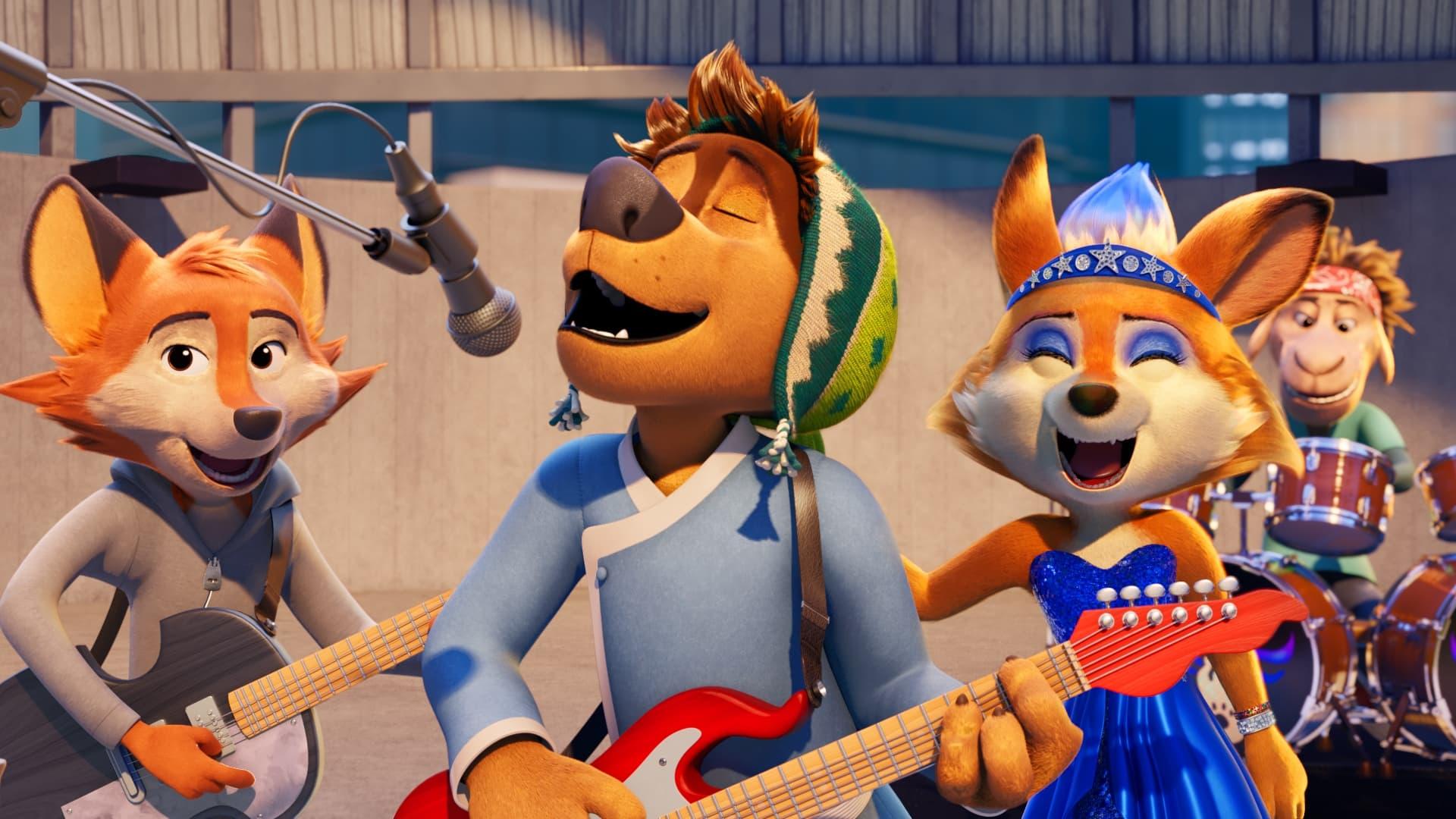 Rock Dog 2: Rock Around the Park (2021) Movie English Full Movie Watch Online