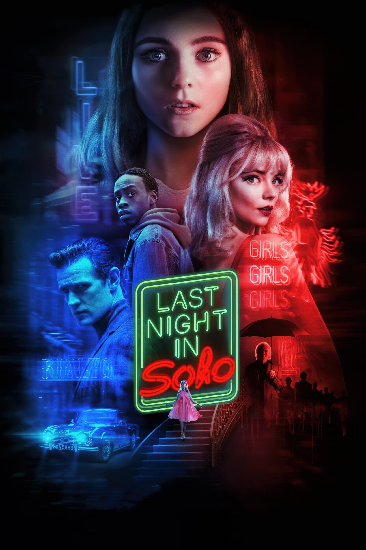 Last Night in Soho 2021 FULLHD Download