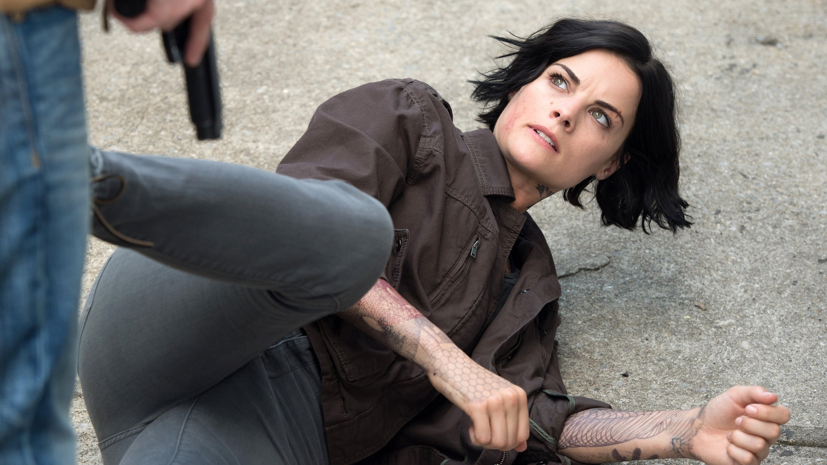 Blindspot Season 1 :Episode 3  Eight Slim Grins