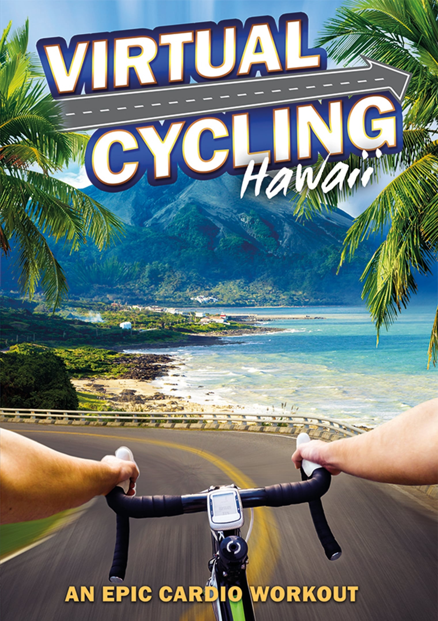 Virtual Cycling: Hawaii on FREECABLE TV