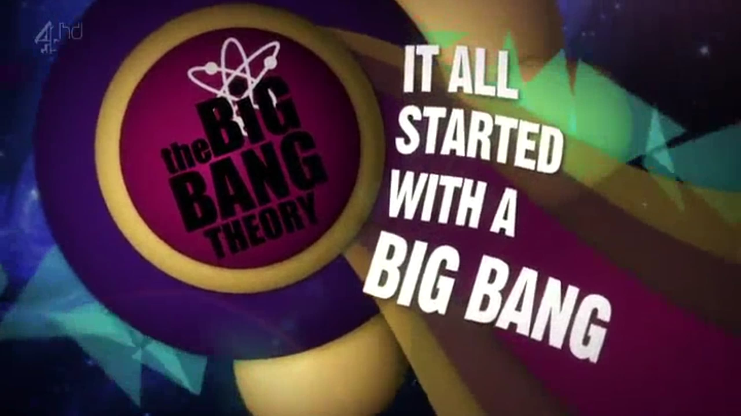 The Big Bang Theory Season 0 :Episode 3  It All Started With A Big Bang
