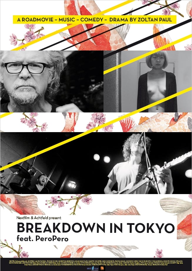 Ver Breakdown in Tokyo Online HD Español (2017)