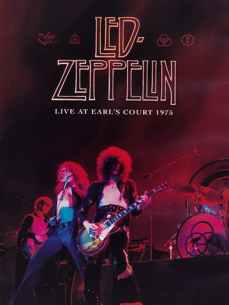 Led Zeppelin: Live At Earl's Court 1975 (2003)