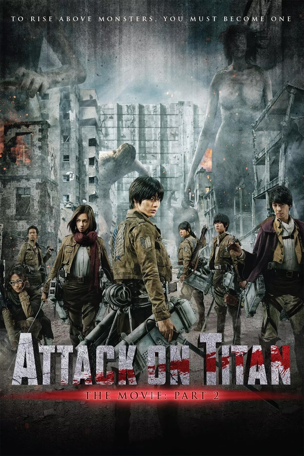 Attack On Titan End Of The World Stream German