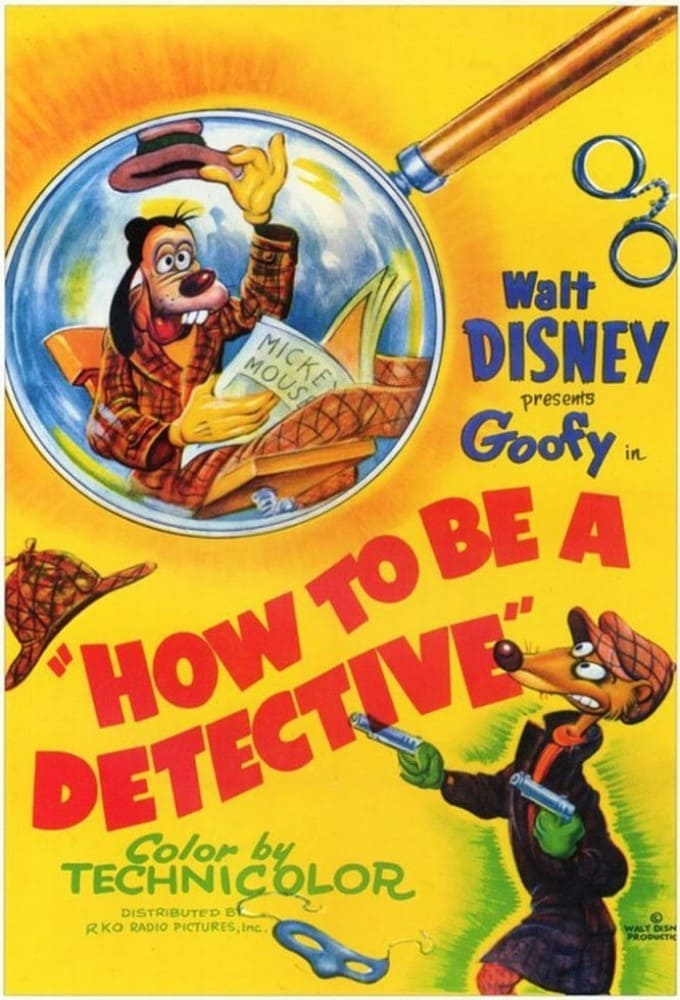 How to Be a Detective (1952)