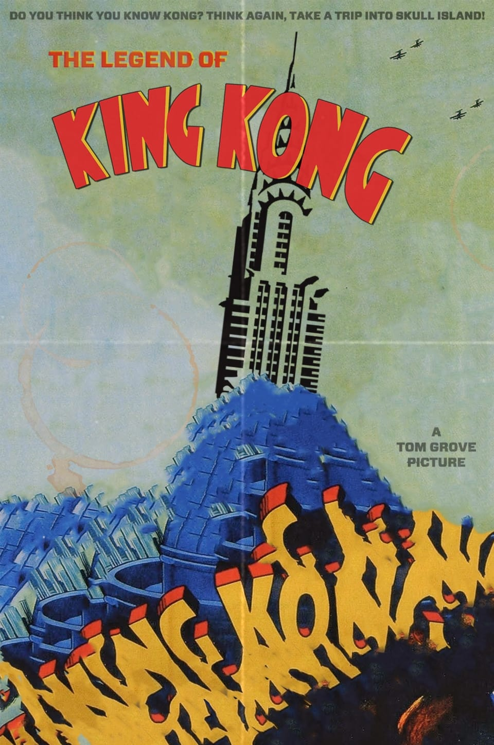 The Legend of King Kong (2021)