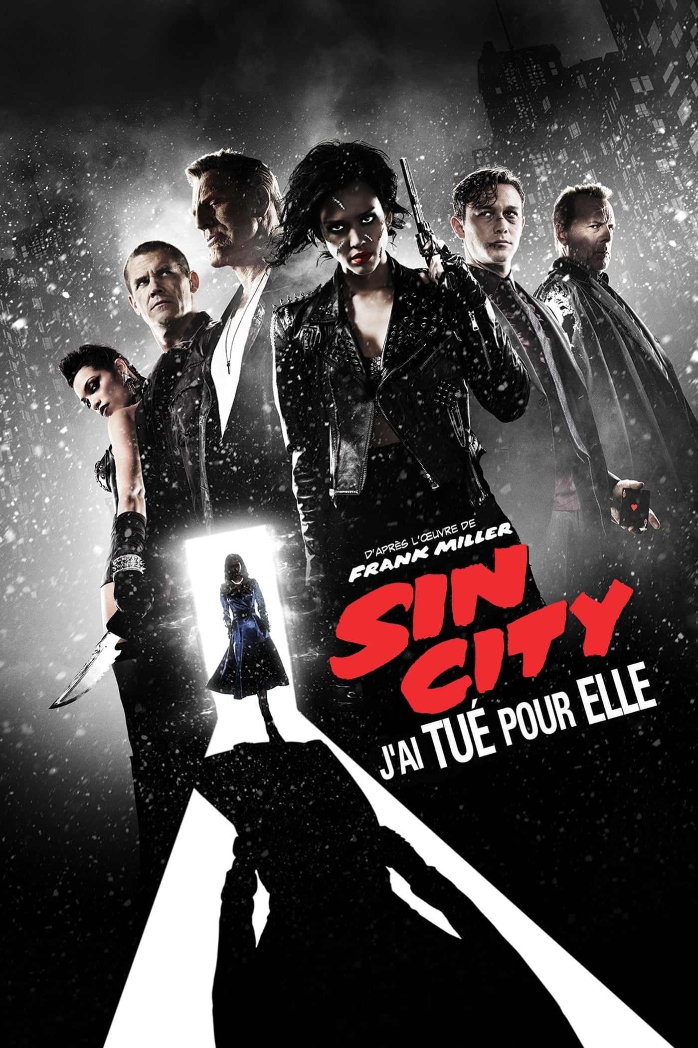 Sin City : J'ai tué pour elle streaming sur libertyvf