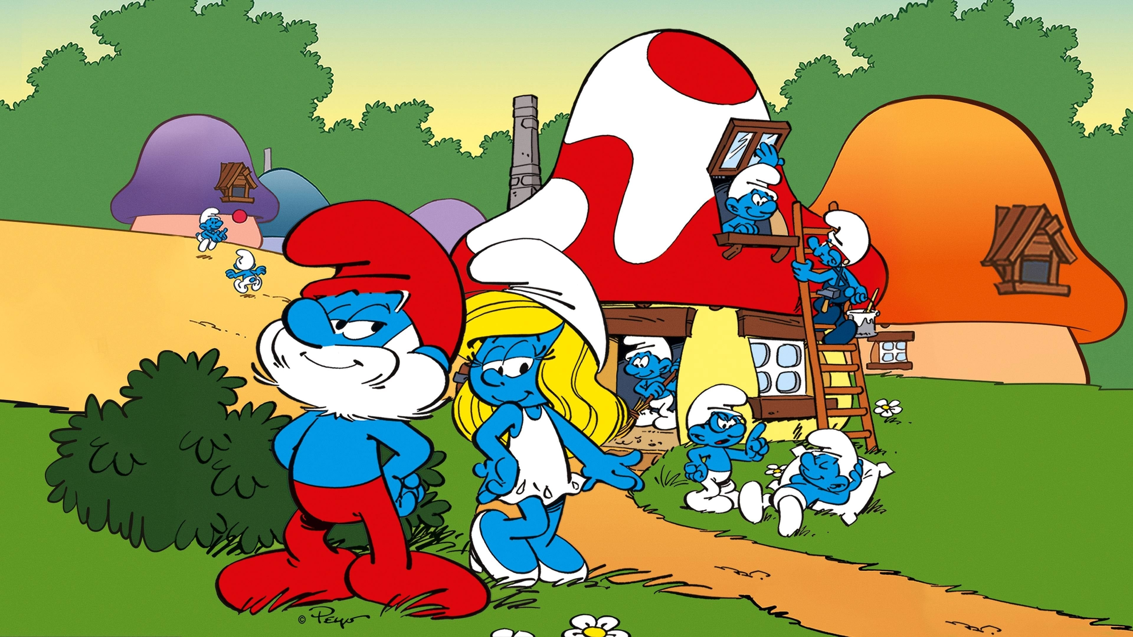 The Smurfs - Season 0 Episode 5 : Smurfily Ever After
