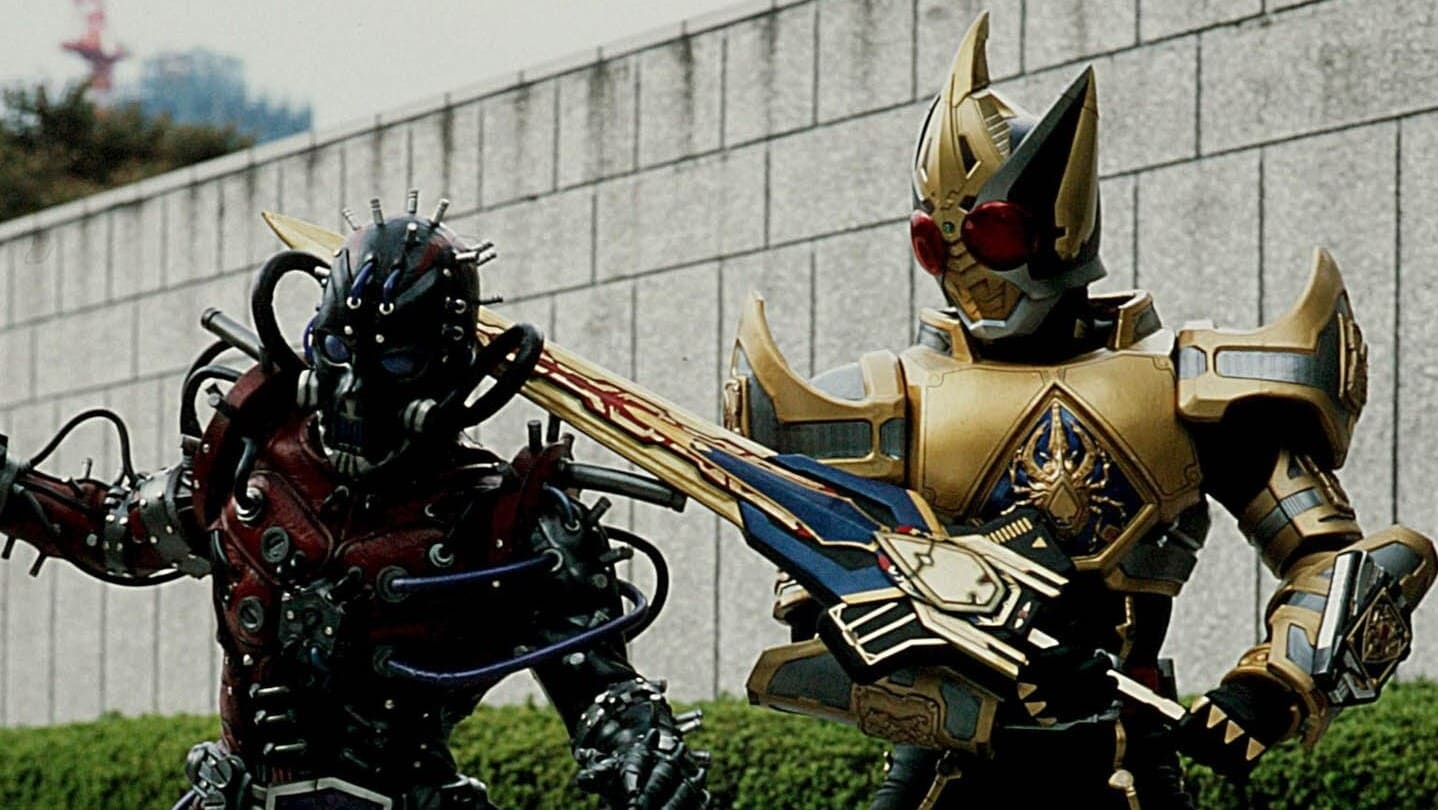 Kamen Rider Season 14 :Episode 35  A Dangerous Transformation!?