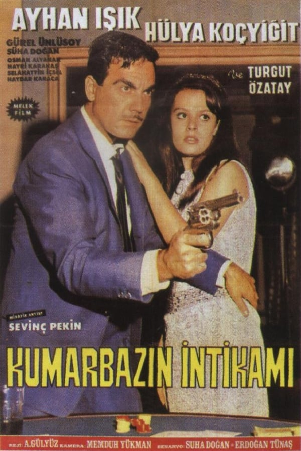 Ver Kumarbaz?n ?ntikam? Online HD Español (1966)