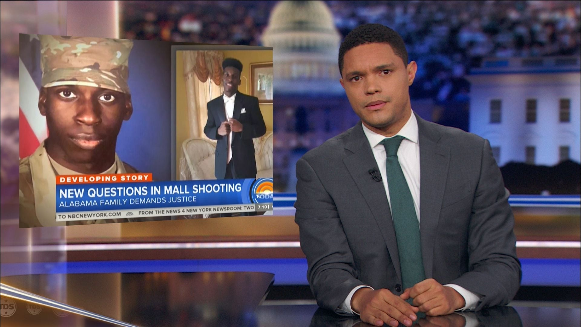 The Daily Show with Trevor Noah Season 24 :Episode 25  Diego Luna