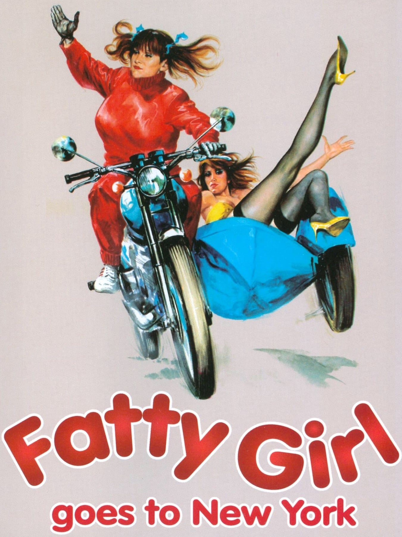 Fatty Girl Goes to New York (1970)