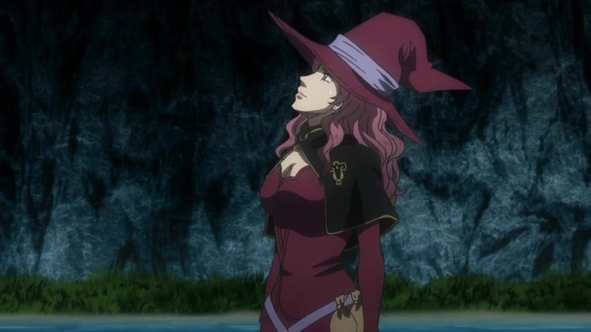 Black Clover - Season 1 Episode 45 : The Guy Who Doesn't Know When to Quit