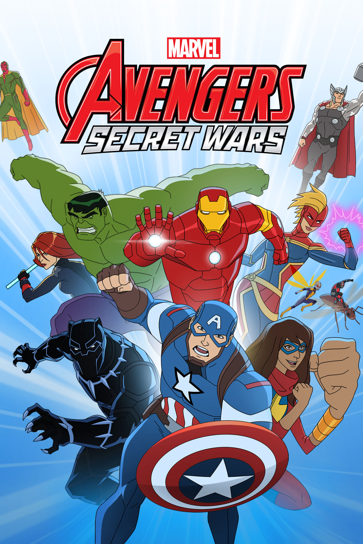 Marvel's Avengers Assemble Season 4