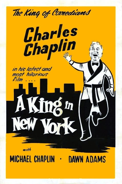 A King in New York (1957)