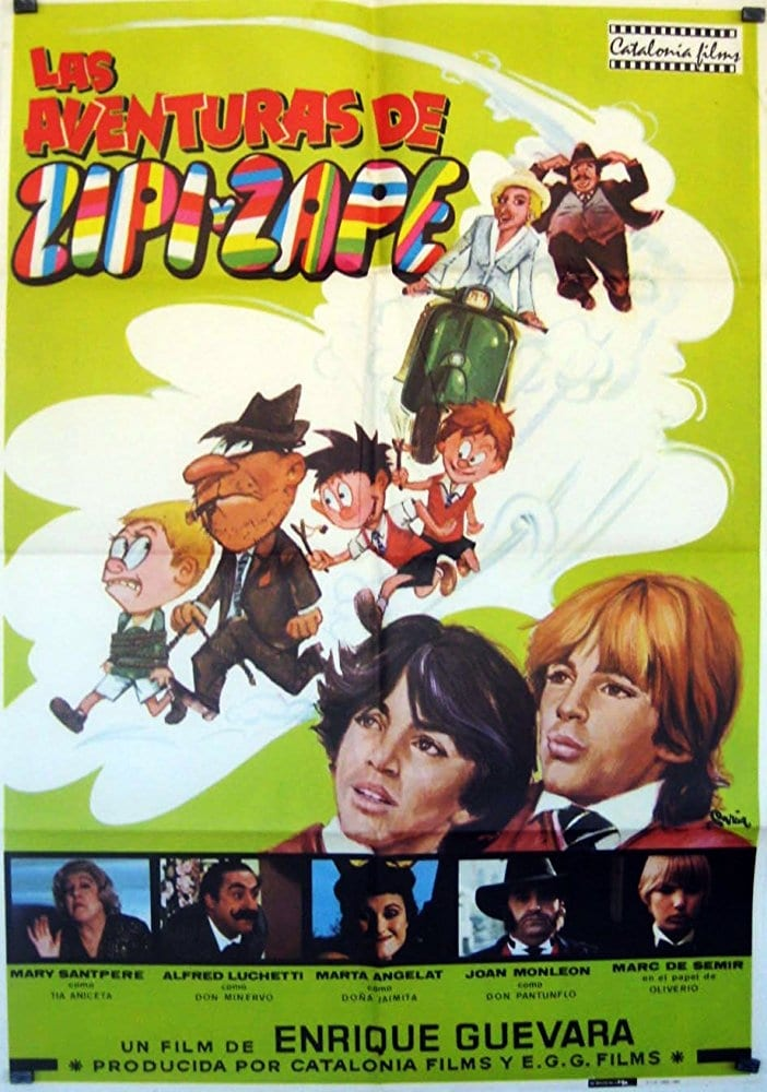 The Adventures of Zipi and Zape (1981)