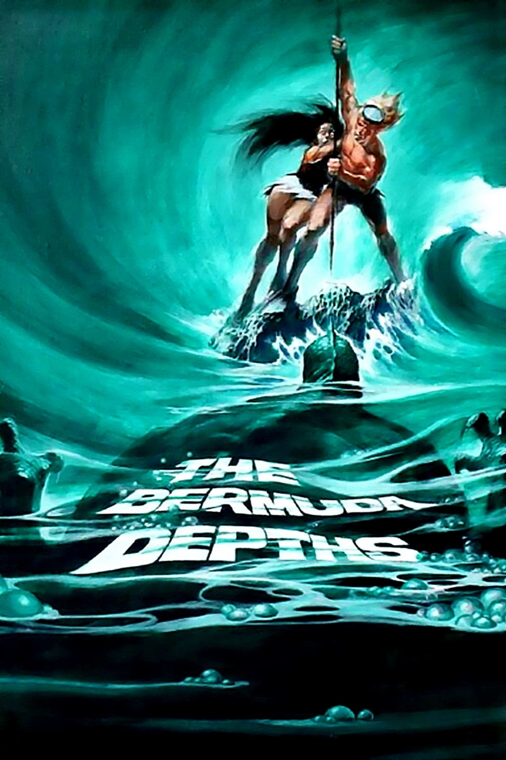 The Bermuda Depths Legendado
