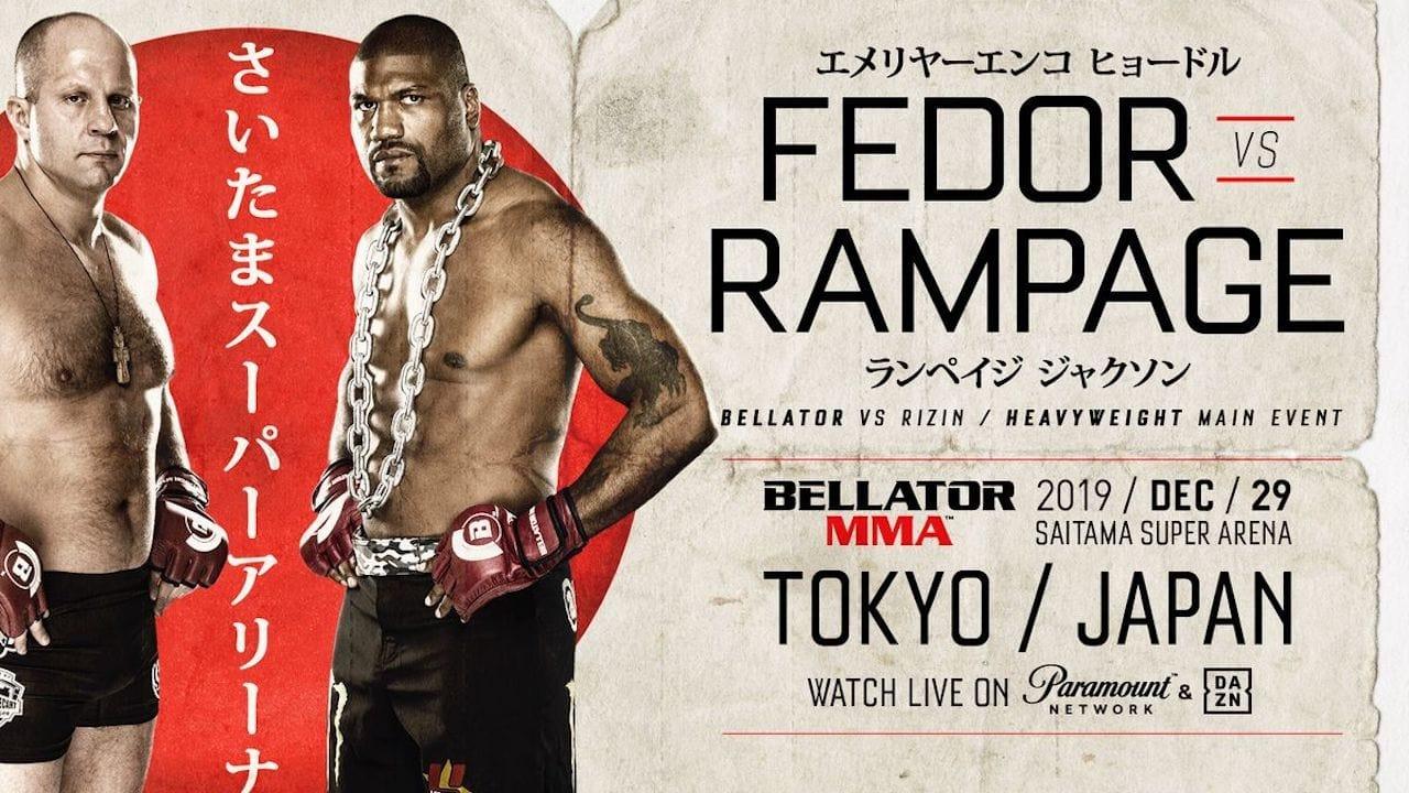 Bellator 237: Fedor vs. Rampage